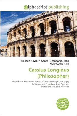 Cassius Longinus (Philosopher)