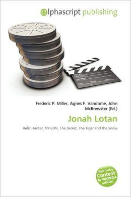 Jonah Lotan