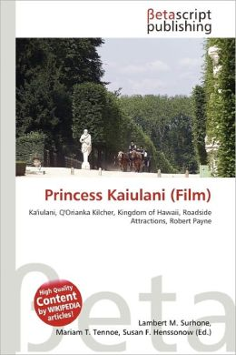 Princess Kaiulani (2009) -