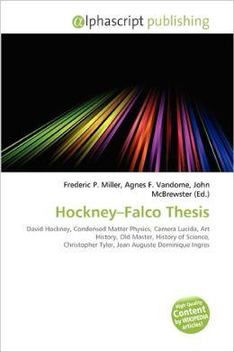 Hockney-Falco Thesis