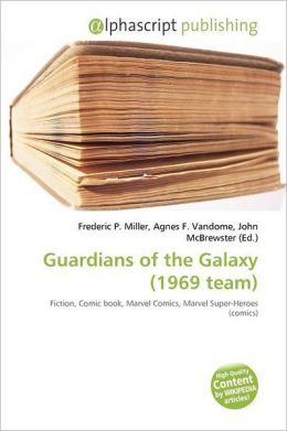 Guardians of the Galaxy (1969 team)