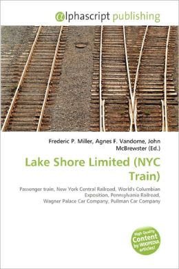 Lake Shore Limited (Nyc Train)