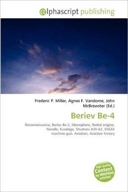 Beriev Be-4