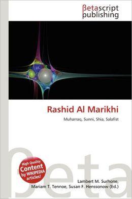 Rashid Al Marikhi