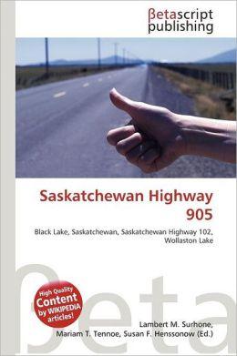 Saskatchewan Highway 905