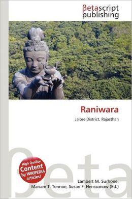 Raniwara