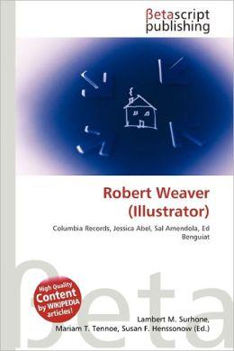 Robert Weaver (Illustrator)