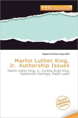 Mlk plagiarism on his doctoral dissertation