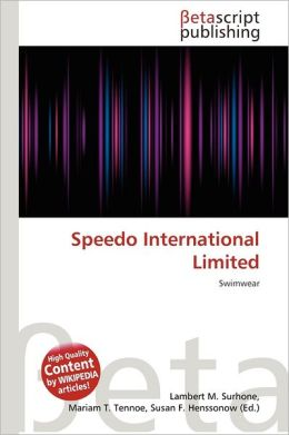 Speedo International Limited