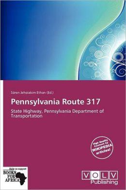 Pennsylvania Route 317