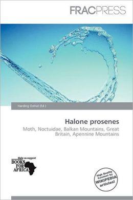 Halone Prosenes