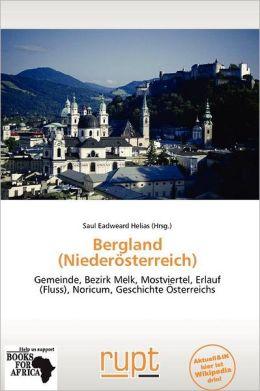 Bergland (Nieder Sterreich)