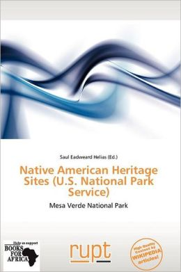 Native American Heritage Sites (U.S. National Park Service)