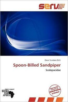 Spoon-Billed Sandpiper