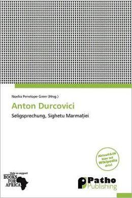 Anton Durcovici