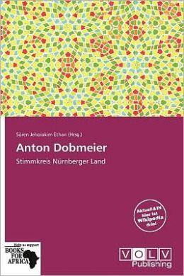 Anton Dobmeier