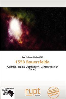 1553 Bauersfelda