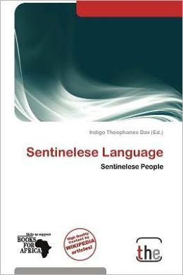Sentinelese Language