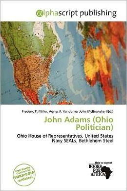 John Adams (Ohio Politician)