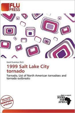 1999 Salt Lake City Tornado