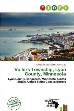Vallers Township, Lyon County, Minnesota by Christabel Donatiennevallers township