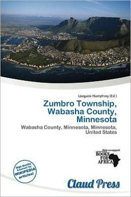 Zumbro Township, Wabasha County, Minnesotazumbro township