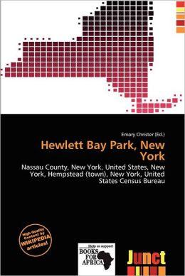 Hewlett Bay Park, New York