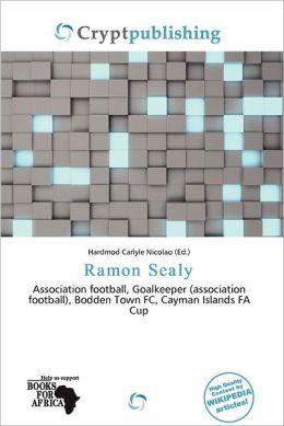 Ramon Sealy