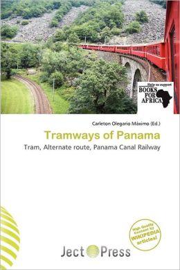 Tramways of Panama