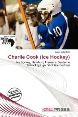 Charlie Cook (Ice Hockey)