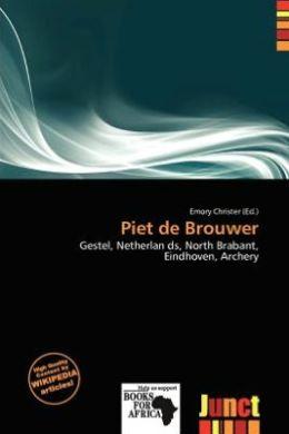 Piet de Brouwer