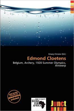 Edmond Cloetens