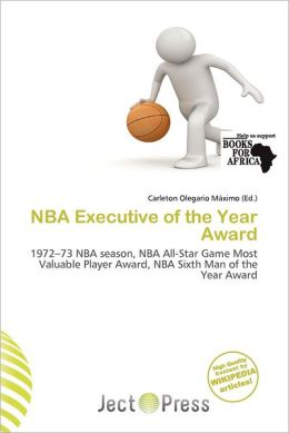 NBA Executive of the Year Award