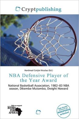 NBA Defensive Player of the Year Award