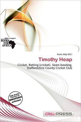 Timothy Heap