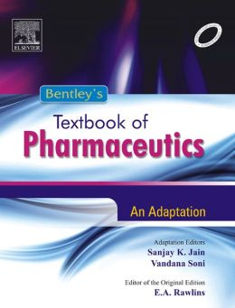 Bentley's Textbook of Pharmaceutics