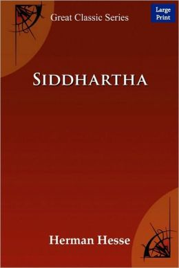 Siddhartha (Large Print)