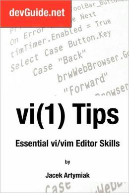 Vi(1) Tips