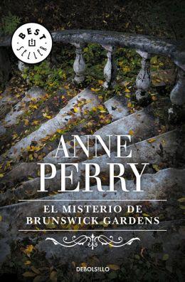 EL misterio de Brunswick Gardens (Inspector Thomas Pitt 18)