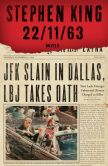 Book Cover Image. Title: 22 11 63, Author: Stephen King