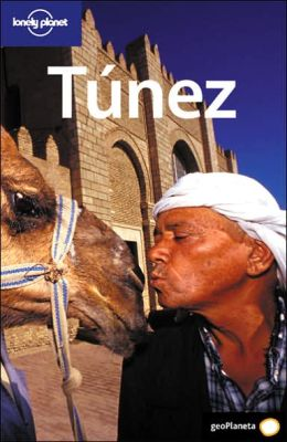 Lonely Planet Tunez