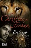 Book Cover Image. Title: Embrujo:  Salvaje II, Author: Christine Feehan