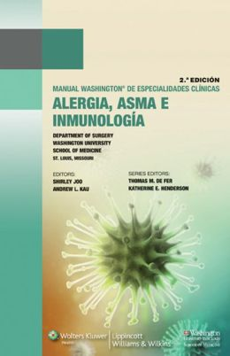 Manual Washington de alergia, asma e inmunologia