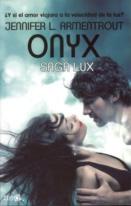Onyx (Lux Series #2) Spanish Edition