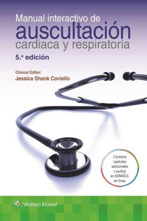 Manual interactivo de auscultación cardiaca y respiratoria