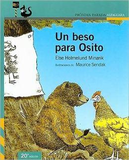 Un beso para Osito (A Kiss for Little Bear)