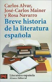 Breve Historia de la Literatura Espanola