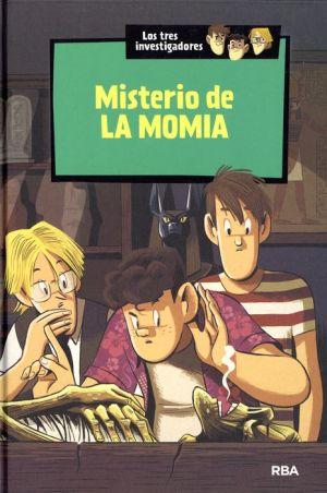 Misterio #3: De La Momia