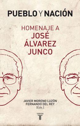 Pueblo y nación. Homenaje a José Álvarez Junco