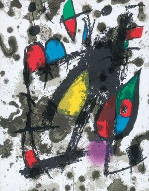 Miro Lithographs: Vol. II: 1953-1963